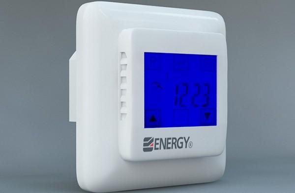 терморегулятор для теплого пола в ванной фото