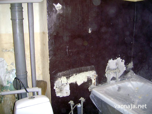 облицовка ванны плиткой с чего начать