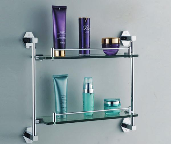 настенные полки для ванной комнаты фото