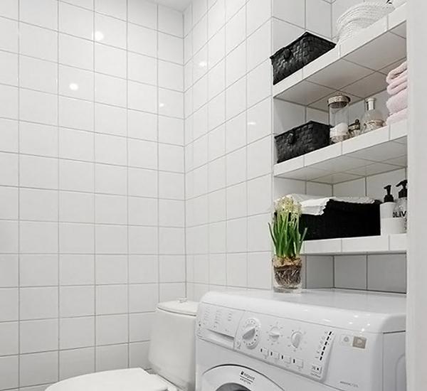 как сделать полки из гипсокартона для ванной фото