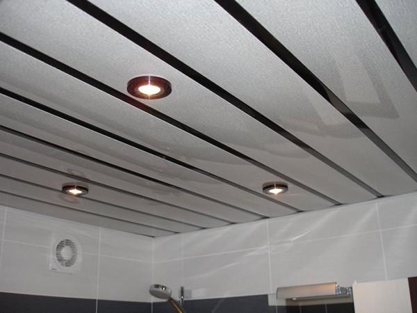 светильники встраиваемые для ванной фото