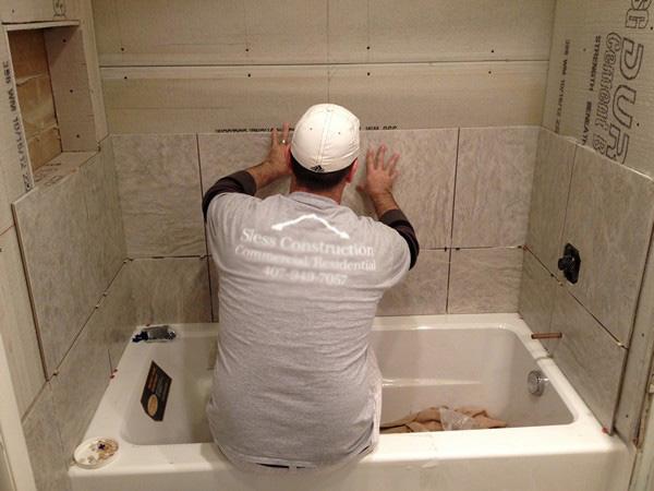 Сантехника в ванной из гипрока вызвать сантехника по месту жительства екатеринбург