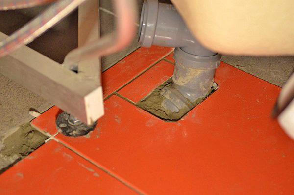 Carrelage salle de bain occasion ajaccio saint quentin - Coller du carrelage sur du carrelage existant ...