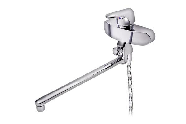 однорычажный смеситель для ванны фото