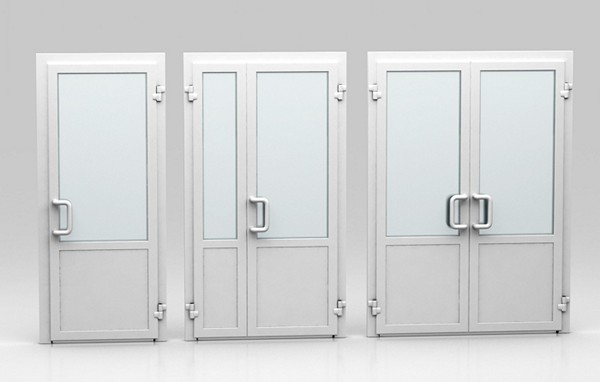 как выбрать пластиковую дверь в ванную комнату