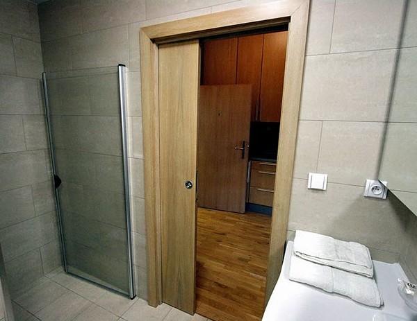 пластиковые двери для ванной фото