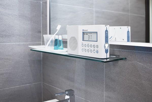 радио в ванную фото