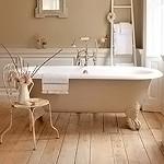 особенности устройства деревянного пола в ванной