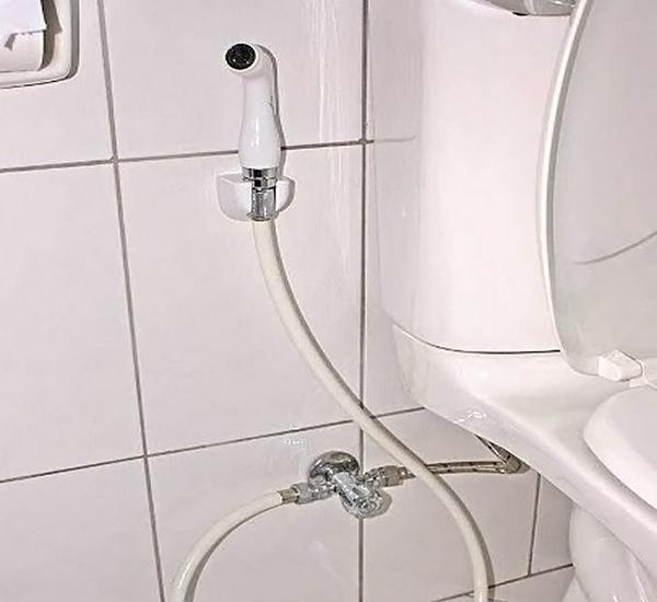 унитаз с гигиеническим душем фото