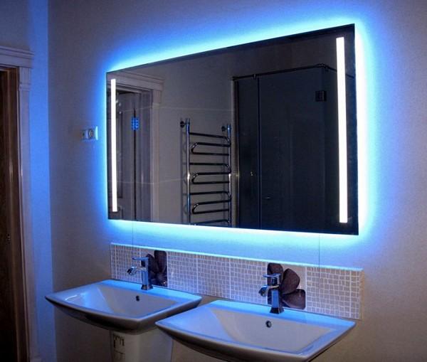 Подсветка для ванной комнаты своими руками