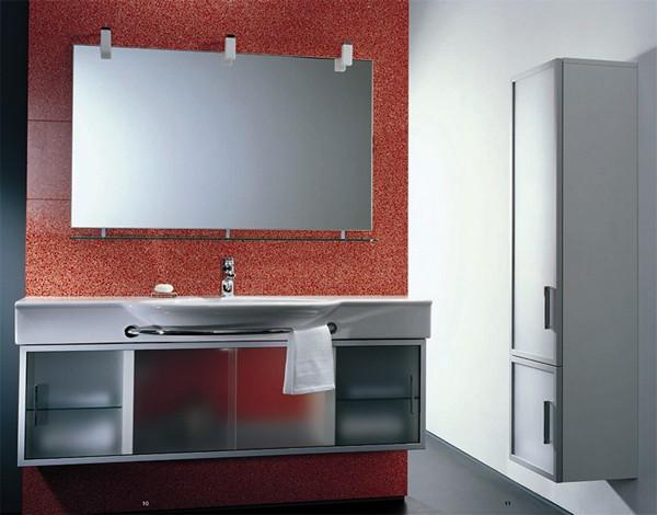 как выбрать зеркало в ванную с подсветкой