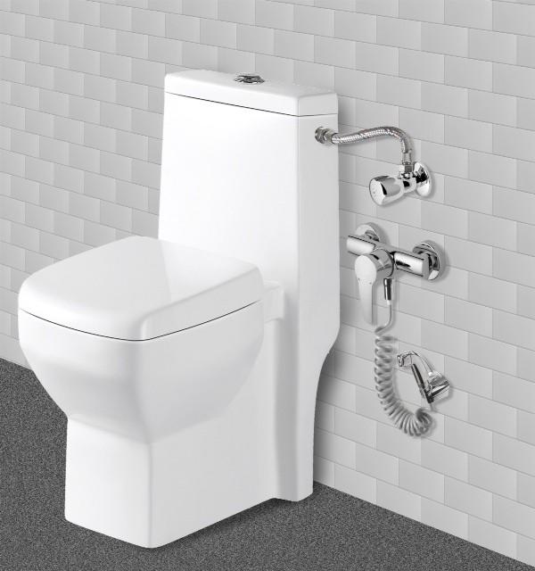 Как сделать гигиенический душ 433