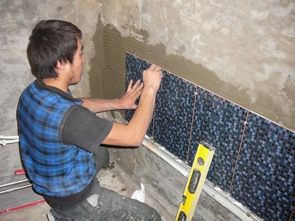 Бюджетный и экономный ремонт ванной комнаты: разные варианты 24