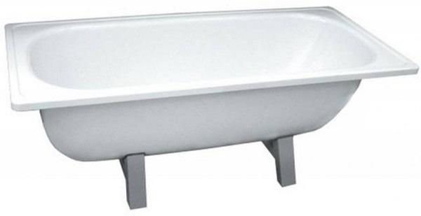 как установить стальную ванну