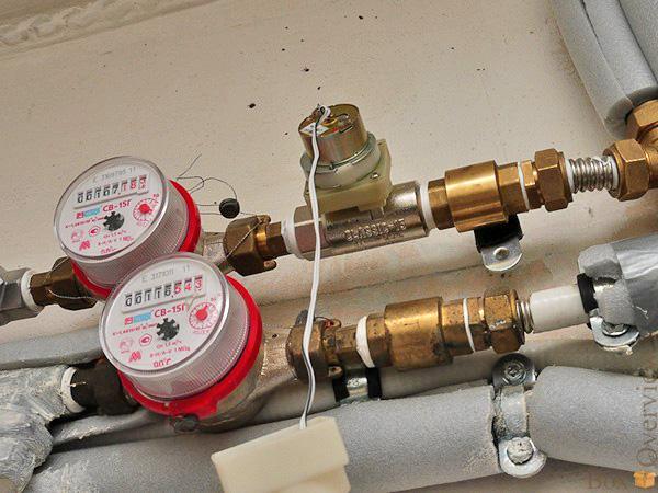 как установить систему контроля протечки воды