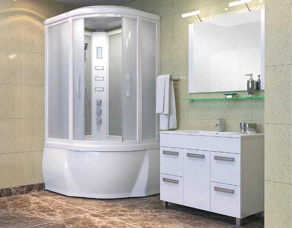ванна или душевая кабина альтернатива