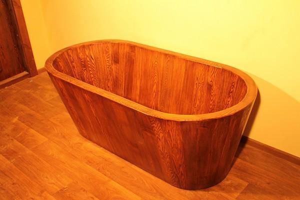 недостатки деревянных ванн