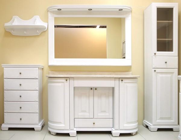 мебельный гарнитур для ванной фото