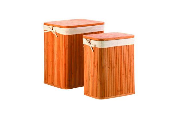 корзины для белья в ванную фото