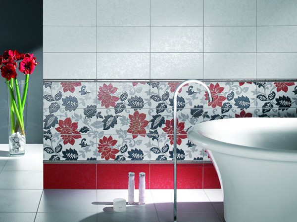 какие есть способы укладки плитки в ванной