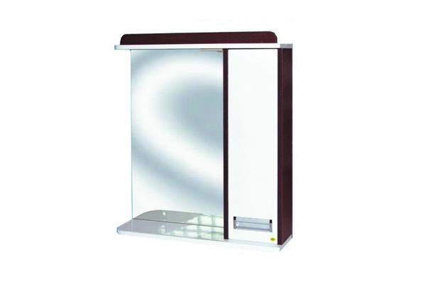 как установить зеркальный шкаф для ванной