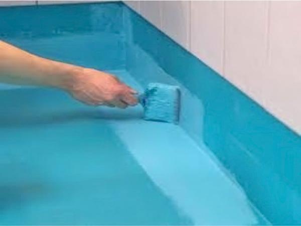 гидроизоляция пола в ванной фото