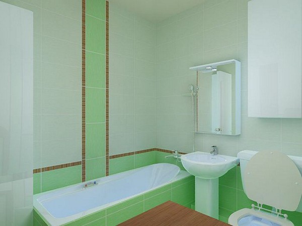 как оформить окно между кухней и ванной