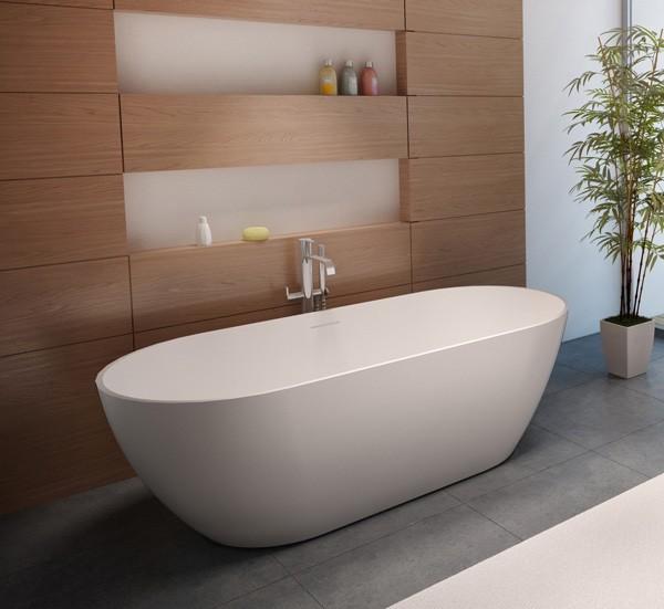 ванна из искусственного мрамора фото