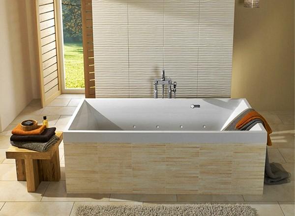 ванна из мрамора фото