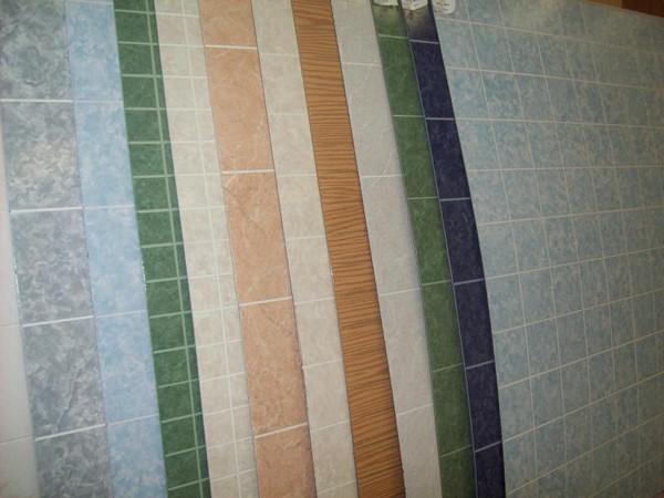 водостойкие панели для ванной фото