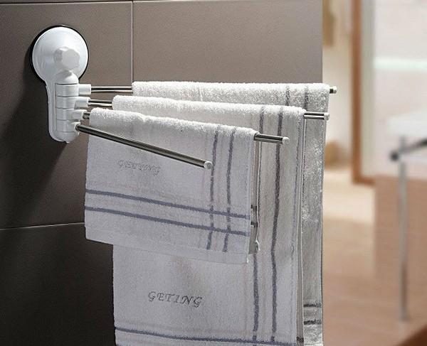 вешалка вертушка для полотенец фото