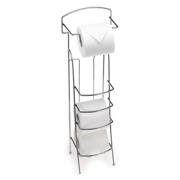 держатель для туалетной бумаги напольный фото