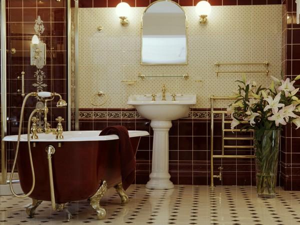 бра в ванную комнату фото