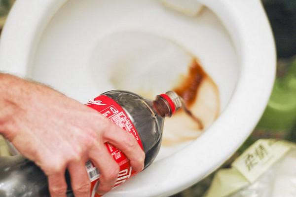 как очистить унитаз от ржавчины фото