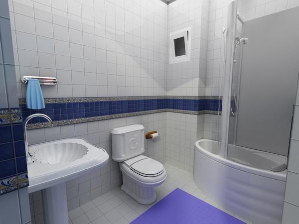 ванная комната с душевой кабиной в хрущевке фото