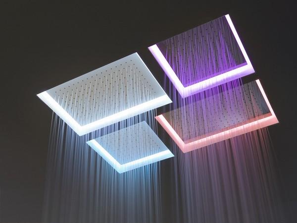 душ с подсветкой фото