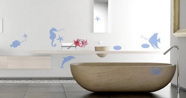 можно ли клеить самоклеющуюся пленку в ванной фото