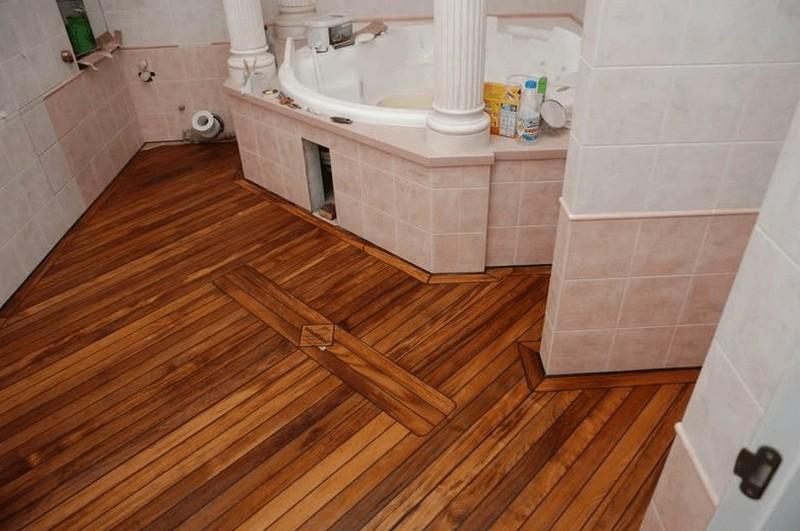 влагостойкий линолеум для ванной фото
