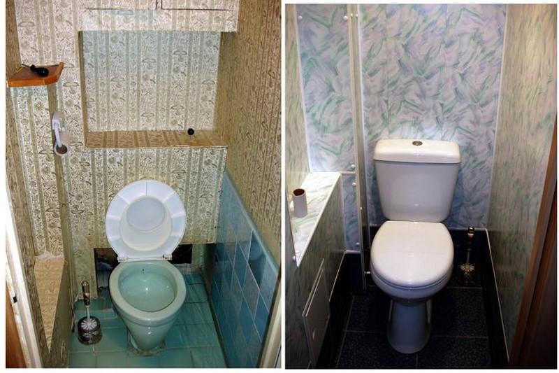 Ремонт в квартире своими руками до и после фото