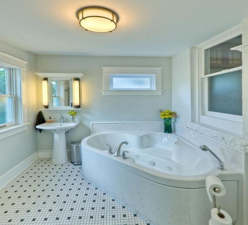 чем лучше отделать ванную комнату фото