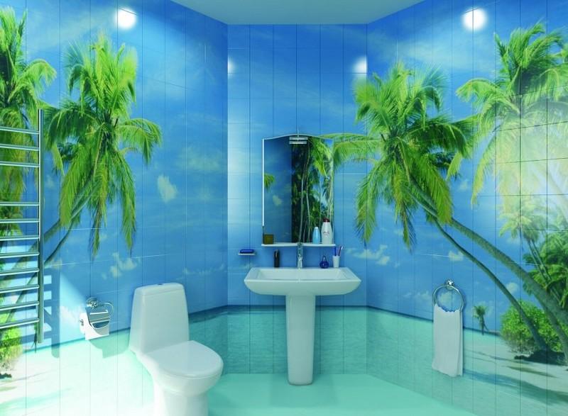красивая ванная комната фото